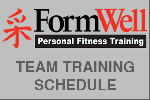 See the FormWell Team Training schedule